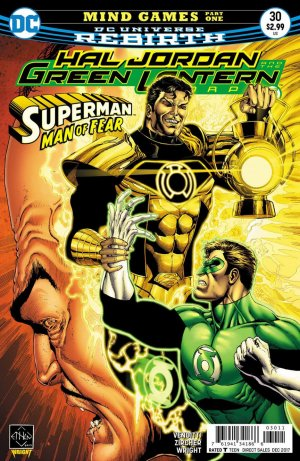 Green Lantern Rebirth # 30 Issues (2016-2018)