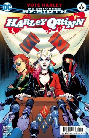 Harley Quinn # 30