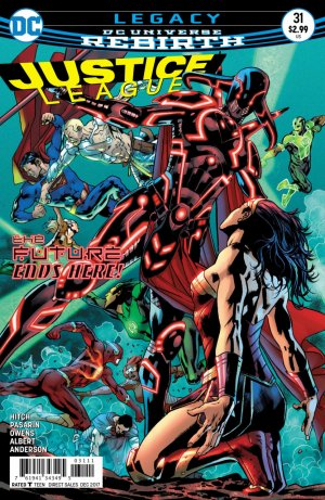 Justice League # 31 Issues V3 - Rebirth (2016 - 2018)