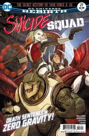 Suicide Squad # 27 Issues V5 (2016 - 2019) - Rebirth