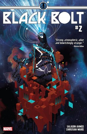 Black Bolt # 2 Issues (2017 - 2018)