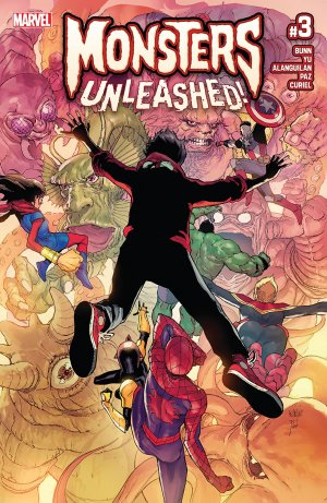 Monsters Unleashed # 3 Issues V2 (2017)