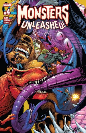 Monsters Unleashed # 4 Issues V2 (2017)