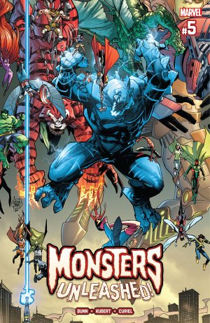 Monsters Unleashed # 5 Issues V2 (2017)