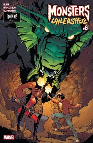 Monsters Unleashed # 6 Issues V3 (2017 - 2018)