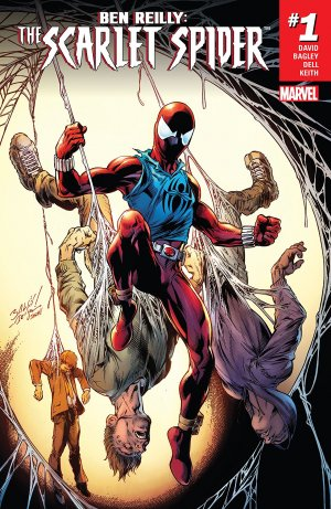 Ben Reilly - Scarlet Spider # 1