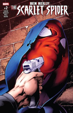Ben Reilly - Scarlet Spider # 2