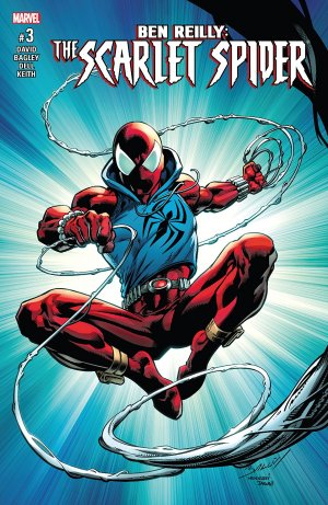 Ben Reilly - Scarlet Spider # 3