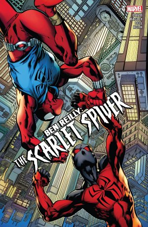 Ben Reilly - Scarlet Spider # 4