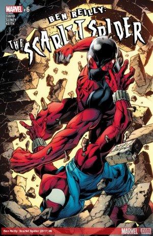 Ben Reilly - Scarlet Spider 6
