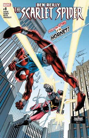 Ben Reilly - Scarlet Spider # 8