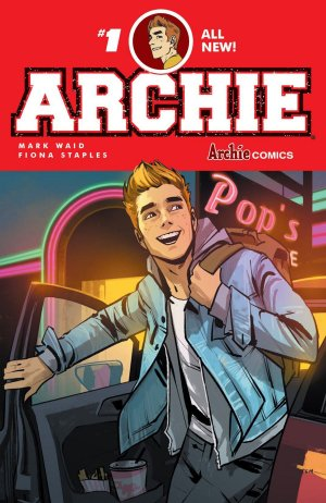 Archie édition Issues V2 (2015 - Ongoing)