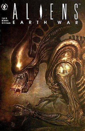 Aliens - Earth War édition Issues