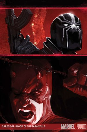 Daredevil - Blood of the Tarantula # 1 Issue (2008)