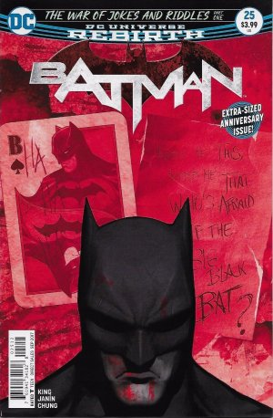 Batman # 25