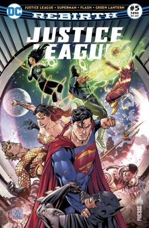 Justice League # 5 Kiosque V1 (2017 - En cours)