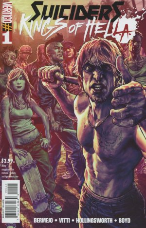 Suiciders - Kings of Hell.A. édition Issues (2016)