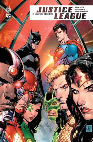 Justice League Rebirth T.2
