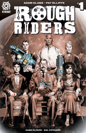 Rough Riders édition Issues (2016)
