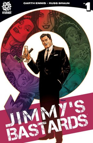 Jimmy's Bastards # 1 Issues (2017 - Ongoing)