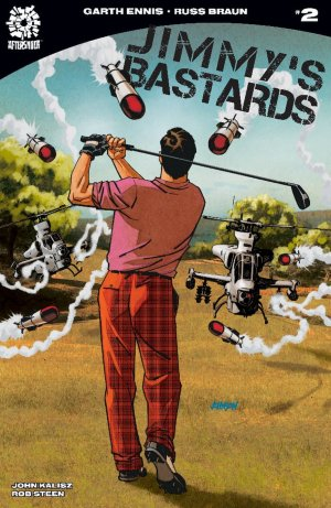 Jimmy's Bastards # 2 Issues (2017 - Ongoing)