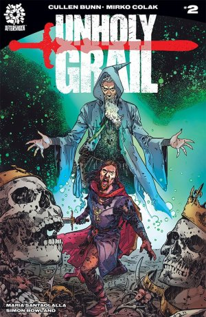 Unholy Grail # 2 Issues (2017 - Ongoing)