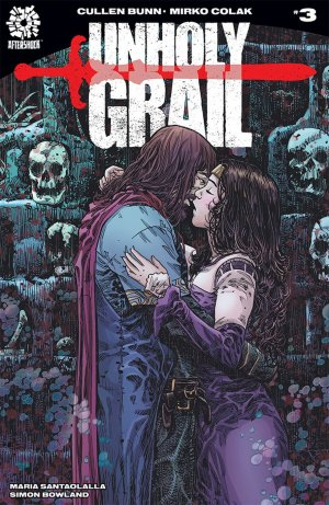 Unholy Grail # 3 Issues (2017 - Ongoing)