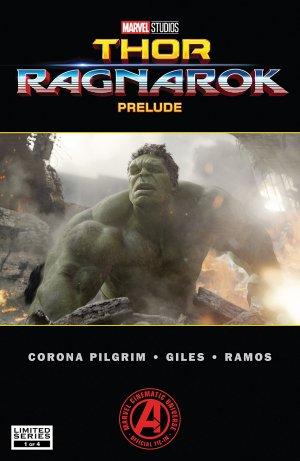 Marvel cinematic universe - Thor - Ragnarok édition Issues (2017)