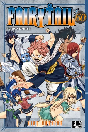 Fairy Tail 60 Collector