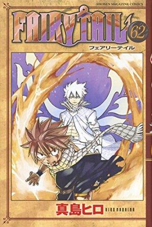 Fairy Tail # 62