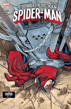 Peter Parker - The Spectacular Spider-Man # 4
