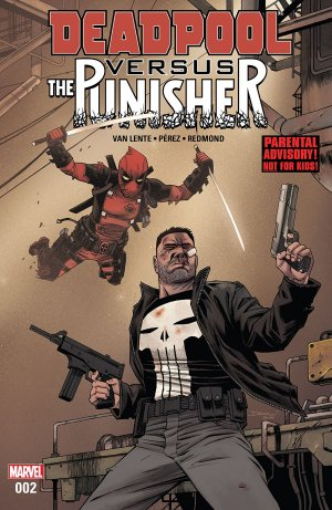 Deadpool Vs. The Punisher # 2 Issues (2017)