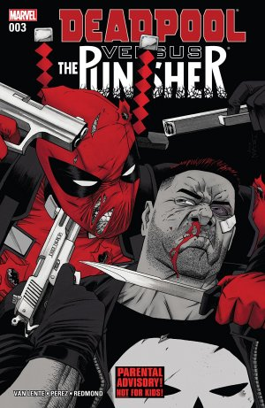 Deadpool Vs. The Punisher # 3 Issues (2017)