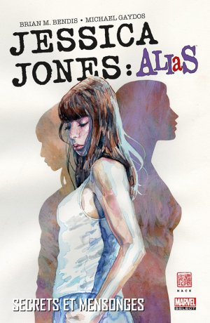 Jessica Jones édition TPB softcover - Marvel Select