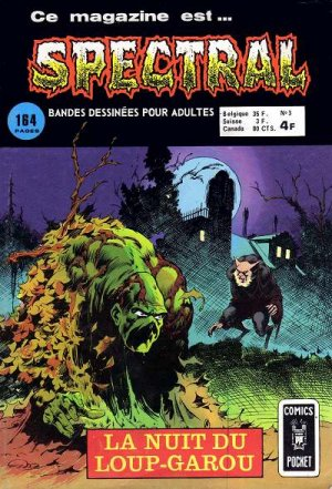 Ghosts # 3 Kiosque V1 (1974 - 1977)