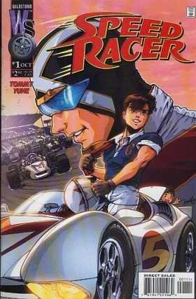 Speed racer édition Issues (1999)