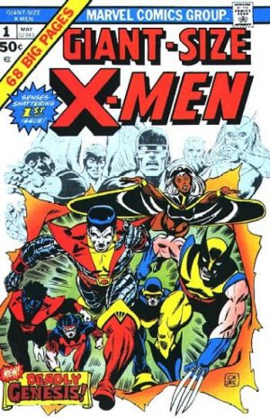 Giant-Size X-Men # 1 Issues (1975 - 2005)