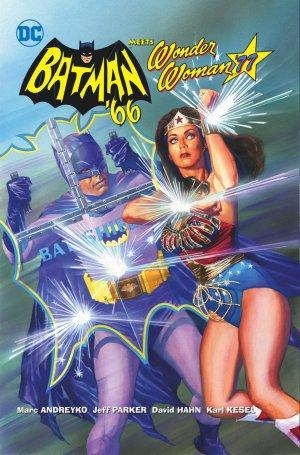 Batman '66 Meets Wonder Woman '77 édition TPB softcover (souple)