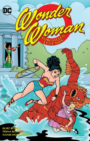 Wonder Woman - Forgotten Legends édition TPB softcover (souple)