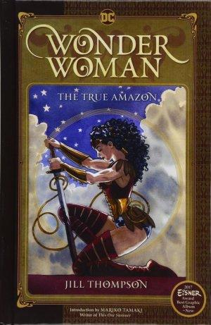 Wonder Woman - The True Amazon 1