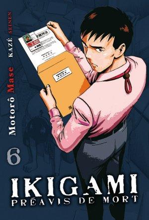 Ikigami - Préavis de Mort # 6 Simple