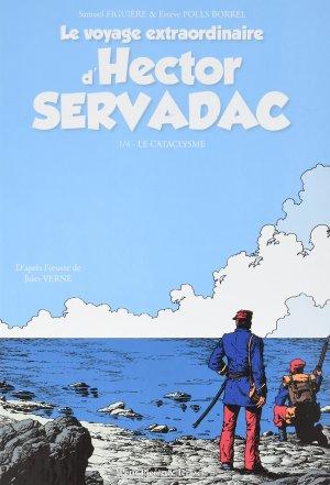 L'aventure extraordinaire d'Hector Servadac édition simple