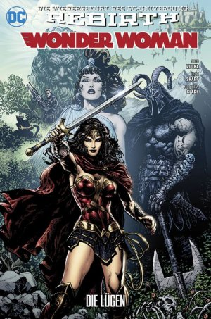 Wonder Woman édition TPB softcover (souple) - Issues V5 - Rebirth