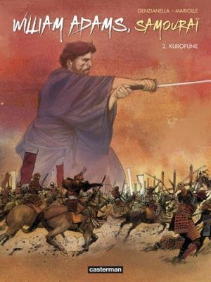 William Adams, samouraï T.2