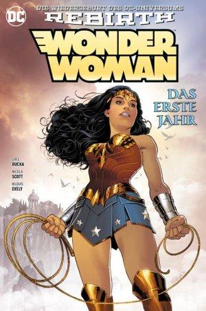 Wonder Woman - Das Erste Jahr édition TPB softcover (souple)