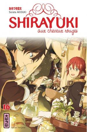 Shirayuki aux cheveux rouges T.16