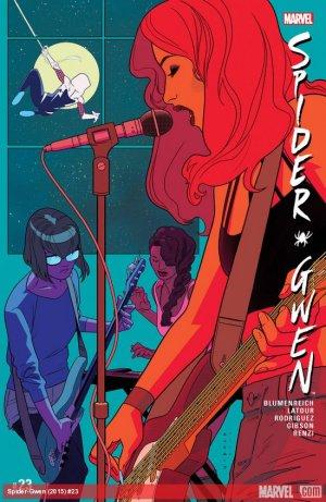 Spider-Gwen # 23 Issues V2 (2015 - 2018)