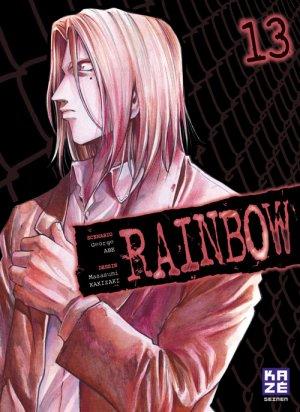 couverture, jaquette Rainbow 13 Réédition Française (kazé manga)