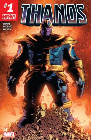 Thanos # 1 Issues V2 (2016 - 2018)