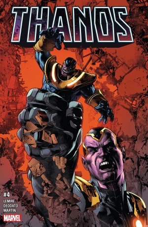 Thanos # 4 Issues V2 (2016 - 2018)